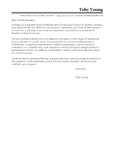 Groundskeeper Cover Letter For. Groundskeeper. Best Resume And ...