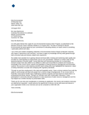 Environmental Scientist Intern Cover Letter