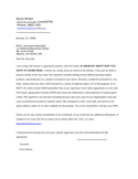 news producer cover letter samples and templates free download