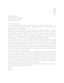 Nurse Intern Cover Letter
